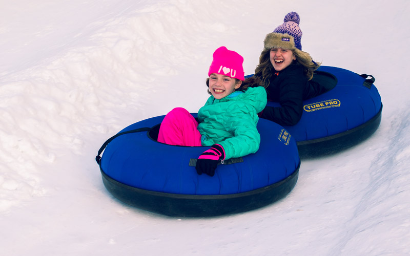 Iron Valley Tubing